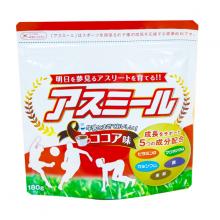 Sữa tăng trưởng chiều cao Asumiru Nhật Bản 3-16 tuổi