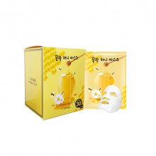 (SIÊU SALE) Mặt nạ chống lão hóa, ngăn ngừa mụn Rainbow L'affair Honey Mask (30 miếng x 25ml)