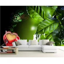 Tranh dán tường trang trí quán cà phê TC58 (kích thước: 100x150cm)