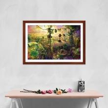 """Tranh trang trí """"thiên nhiên"""" tranh phong cảnh W4090"""