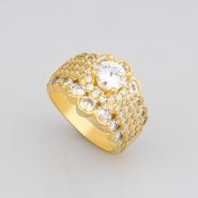 Nhẫn nữ đính đá sang trọng uha nn91