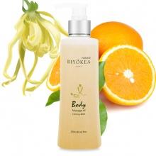 Dầu massage body Premium Calming B001 - êm dịu