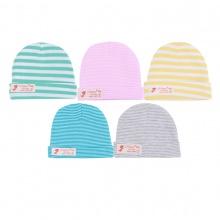Combo 5 mũ sọc màu Mintuu MT 6071