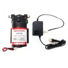 Máy bơm phun sương lọc nước RO 24V SP-75 Smartpumps kèm nguồn