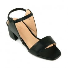 Sandal đế vuông êm chân Sunday DV56 đen
