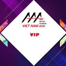 Vé tham dự Asia Artist Awards loại Vip
