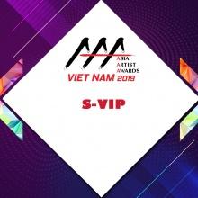 Vé tham dự Asia Artist Awards loại S-Vip