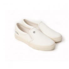 Giày lười nữ Pierre Cardin PCWFWSD099WHT màu trắng