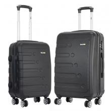 Bộ 2 vali Trip P16 Size 50+60cm đen