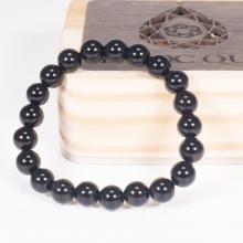 Vòng tay phong thủy đá obsidian 8mm mệnh thủy , mộc - Ngọc Quý Gemstones
