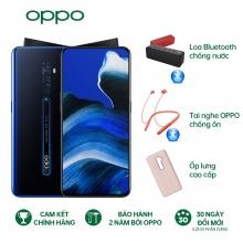 Oppo Reno 2 - Tặng tai nghe chống ồn Oppo Q1, Loa bluetooth Havic chống nước + 2 năm bảo hành + Voucher 1 triệu