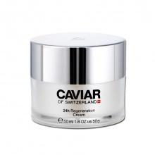 Kem dưỡng da tái tạo và chống lão hóa 24h ngày và đêm Caviar of Switzerland (50 ml)