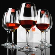 Bộ 6 ly rượu vang không chì Ý RCR  Daily 580ml