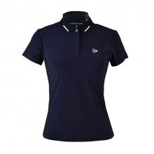Áo Tennis nữ Dunlop - dates9098-2c-nv (Xanh Navy)