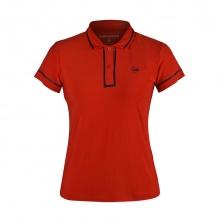 Áo Tennis nữ Dunlop - dates9100-2c-rd (Đỏ)