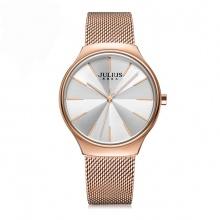 Đồng hồ nữ Julius Hàn Quốc JA-1199 dây thép