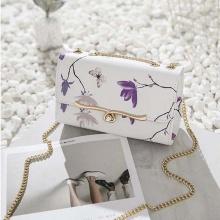 Túi nữ xách tay đeo chéo họa tiết hoa tinh tế