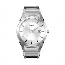 Đồng hồ Bulova nam 96B015 thép không gỉ 38mm