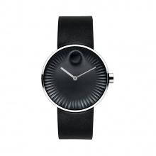 Đồng hồ Movado nam 3680002 dây da 40mm