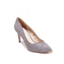 Giày cao gót Pierre Cardin PCWFWSC082GRY màu xám