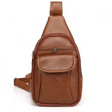 Túi đeo chéo unisex da cao cấp phong cách hàn quốc Lucio DC03
