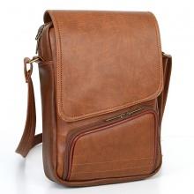 Túi đeo chéo, cặp đeo chéo da cao cấp phong cách thời trang Lucio L21