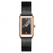 Đồng hồ nữ chính hãng Shengke Korea 11K0119L-01 Đen