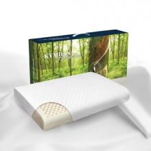 Gối cao su thiên nhiên Kymdan Pillow PressureFree Air 60 x 38 x 8,5 cm - tặng 1 áo gối