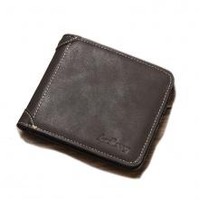 Bóp nam da cao cấp, ví nam da cao cấp Manzo VN602 tiện lợi, đa năng (ví ngang) - tặng hộp đựng sang trọng