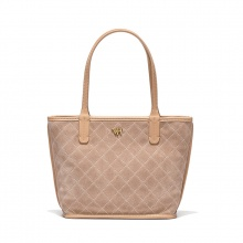 Túi da thật A51 - hồng - K01A51