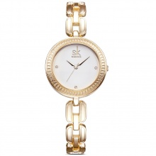 Đồng hồ nữ chính hãng Shengke UK K0003L-02
