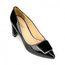 Giày cao gót êm chân Sunday CG41 đen