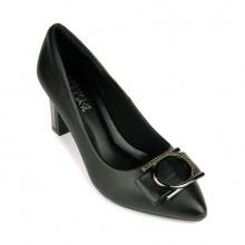 Giày cao gót êm chân Sunday CG42 đen