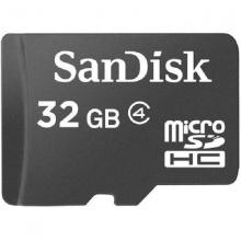 Thẻ nhớ Sandisk ultra micro SDHC 32GB C4