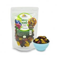 Nho khô mix Chile không hạt Smile Nuts gói 250g