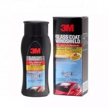 Dung dịch rửa kính chống bám nước trên kính xe 3M 08889 LT 200ml (tặng khăn + bao tay)