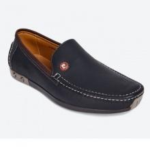Giày da Pierre Cardin Brown Loafer - PCMFWLD037NAY màu xanh đen