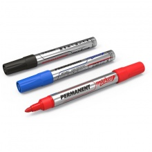 Combo 10 cây bút lông dầu Bizner BIZ-PM01