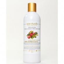 Dầu gội nguyên chất dấm táo - Scentuals Pure Castile Apple cider Shampoo 500ml