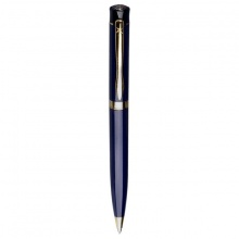 Bút bi cao cấp Flexoffice FO-067-VN cán xanh + quà tặng túi giấy + thiệp tri ân