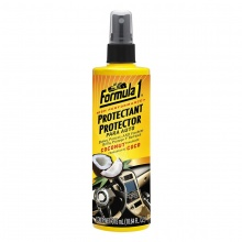 Chất bảo dưỡng nội thất 2 trong 1 hương Vanilla Formula 1 315ml (hàng Mỹ)