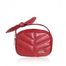 Túi nơ Verchini màu đỏ khoang 13001411