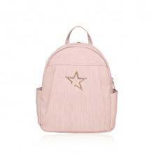 Balo thời trang Verchini màu hồng phấn (xước) 13001572