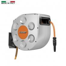 Cuộn vòi tưới cây tự động thu dây Rotoroll 20m - Claber Italy. BH 12 tháng