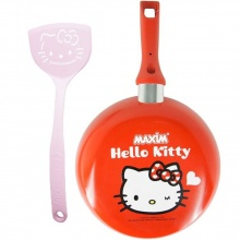 Chảo Maxim 22 cm Hello Kitty Red 13081
