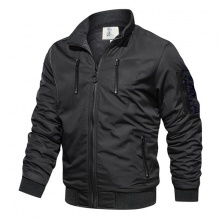 Áo khoác dù chống thấm nước 2 lớp cao cấp Bonado AK34 - đen, xanh đen, rêu