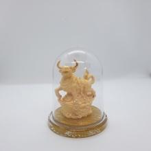 Kim giáp sửu - quà tặng mỹ nghệ Kim Bảo Phúc phủ vàng 24k DOJI