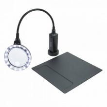 Kính lúp để bàn cao cấp Carson MagniFlex Pro CP-90 2x(4x) - hàng chính hãng