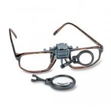 Kính lúp kẹp mắt kính cao cấp Carson OcuLens OL-57 5x,8x - hàng chính hãng