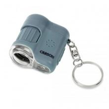 Kính hiển vi bỏ túi Carson MicroMini MM-280B 20x (có đèn LED, UV kiểm tra tiền) - hàng chính hãng